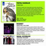 Sehir Tiyatrosu Eylül 2018 Brosur A3
