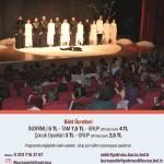 Sehir Tiyatrosu Eylül 2018 Brosur B1
